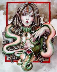 Delphia by Doringota