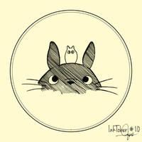 Inktober#10 by mayamelisa