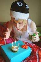 Birthdayfox. by Figgarow