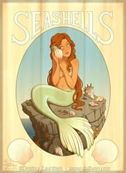 Seashells by Dalliann