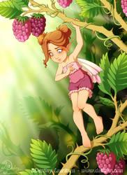 Berry Bramble by Dalliann
