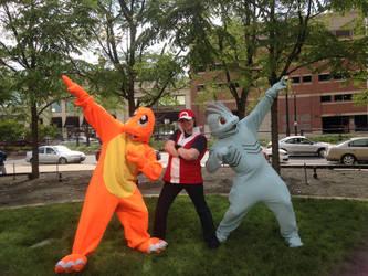 Pokemon go by titanstargirl