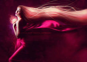 Rapunzel by artorifreedom