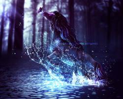 Elemental - Water by artorifreedom