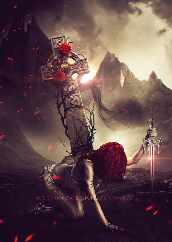 The truth beneath the rose_alternative by artorifreedom