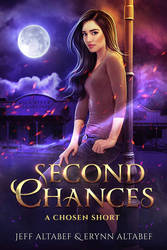 Second Chances - Book Cover by artorifreedom