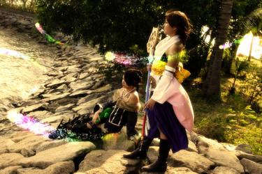 Yuna And Lulu: New Journey by SakuMiyuku