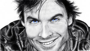 Ian Somerhalder by SSSTEP