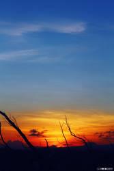 Stock Image: Sunset 1 by CyanicOrange