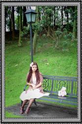Mori Girl 1 by CyanicOrange