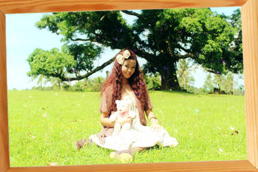 Mori Girl 2 by CyanicOrange