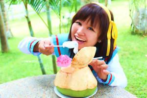 Haruhi Suzumiya Cosplay 6 by CyanicOrange