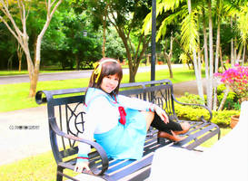 Haruhi Suzumiya Cosplay 8 by CyanicOrange