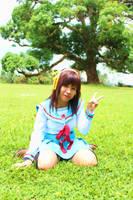 Haruhi Suzumiya Cosplay 9 by CyanicOrange