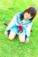 Haruhi Suzumiya Cosplay 10 by CyanicOrange