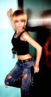 Aya Brea Cosplay by CyanicOrange