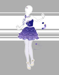 .::Outfit Adoptable 50(CLOSED)::. by Scarlett-Knight