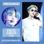 Photopack 035 // Park Jimin [BTS] by bornthemelody