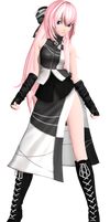 Project Diva Arcade Future Tone Conflict Luka by WeFede