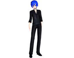Project Diva Arcade Future Tone Guilty Kaito by WeFede