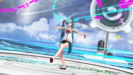 PDFT Shiny Miku by WeFede