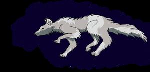 Wolf by Boo-Bottle