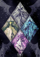 Remnants of the Diamond Authority by Teoft