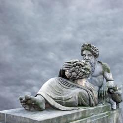 Premade Statue by desideriasp-stock
