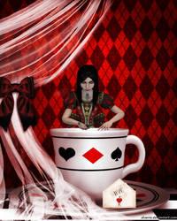 a tea... by Elverre