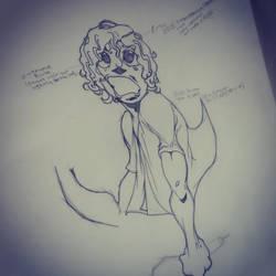 Tryna hone my inkin' skills by tbmibm2020