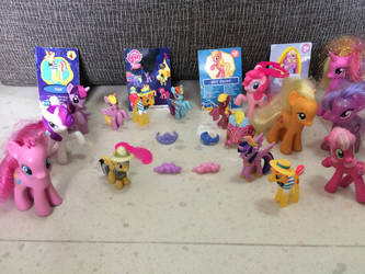 My ENTIRE MLP Collection by rainbows2424