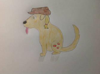 Dog Jack by rainbows2424