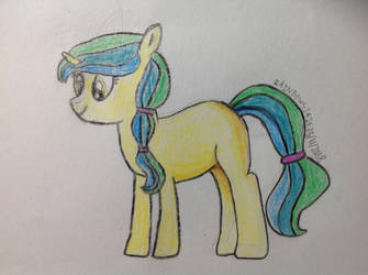 DewDrop (MLP Request) by rainbows2424
