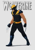 Wolverine by ludocreator