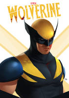 Wolverine - 02 by ludocreator