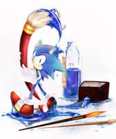Blue by Aikutalk