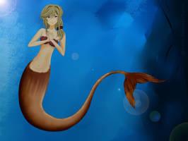 Seo mermaid - Contest Entry by Dreann