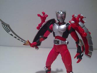 Figma Kamen Rider Ryuki 08 by GardusKnight