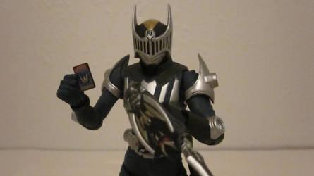 Figma Kamen Rider Knight 05 by GardusKnight