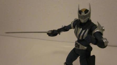 Figma Kamen Rider Knight 06 by GardusKnight