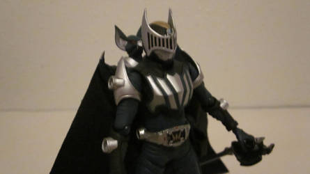 Figma Kamen Rider Knight 09 by GardusKnight