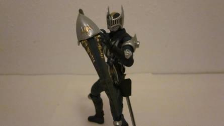 Figma Kamen Rider Knight 10 by GardusKnight