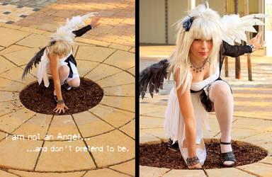 Angel of Destruction by YurikoSeira