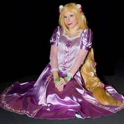 Rapunzel cosplay 1 by YurikoSeira
