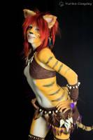 The Tiger :) by YurikoSeira