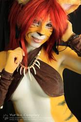 Smile of a Tiger by YurikoSeira