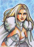 White Queen by HanieMohd
