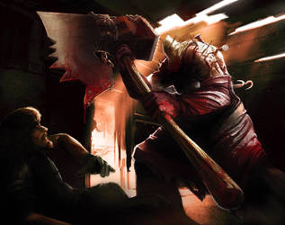 Resident Evil Executioner by Noe-Leyva