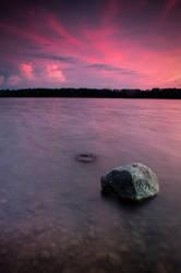 Beaver Dam Lake by teganseever