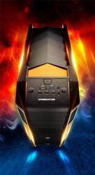 Aerocool Xpredator flyer ad. by gloaded
